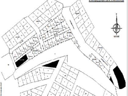 parselasyon haritası